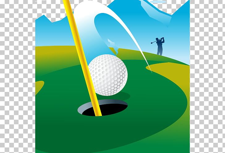 Golf Course Putter Hole In One PNG, Clipart, Ball, Computer.