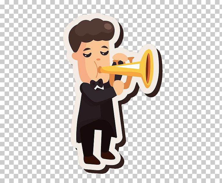 Trumpeter Musician Musical instrument, One who plays.
