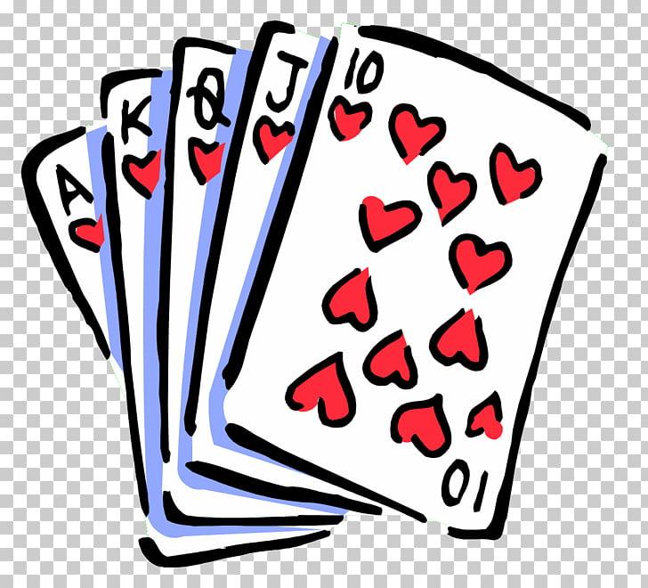Poker run Playing card Five.