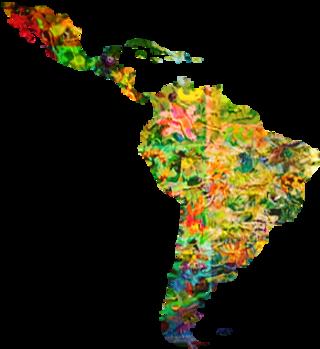 Latin America Clipart.