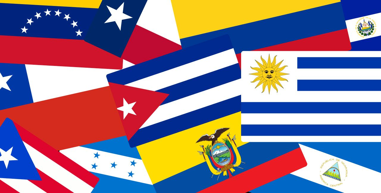Here\'s how to never confuse Cuba and Puerto Rico (and all.