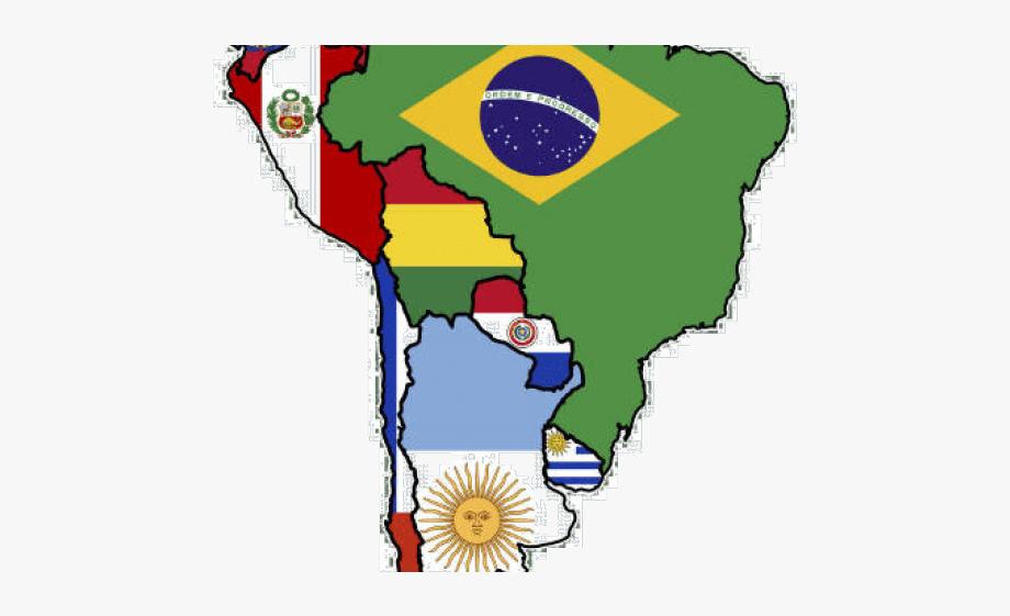 South America Clipart Latin America.