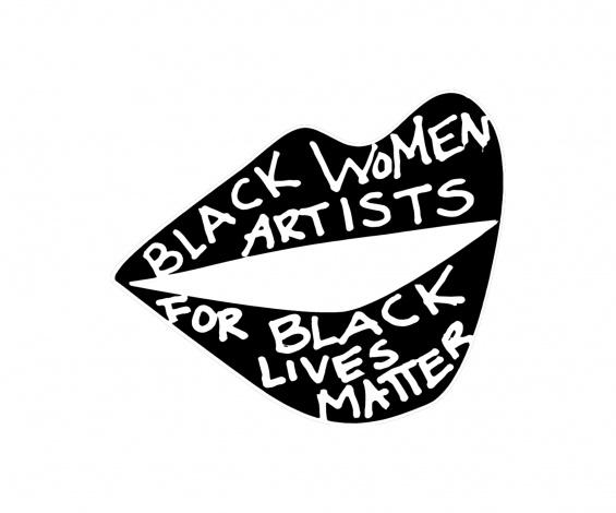 Black Women Artists for Black Lives Matter :: New Museum.