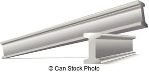 Construction beam clipart.