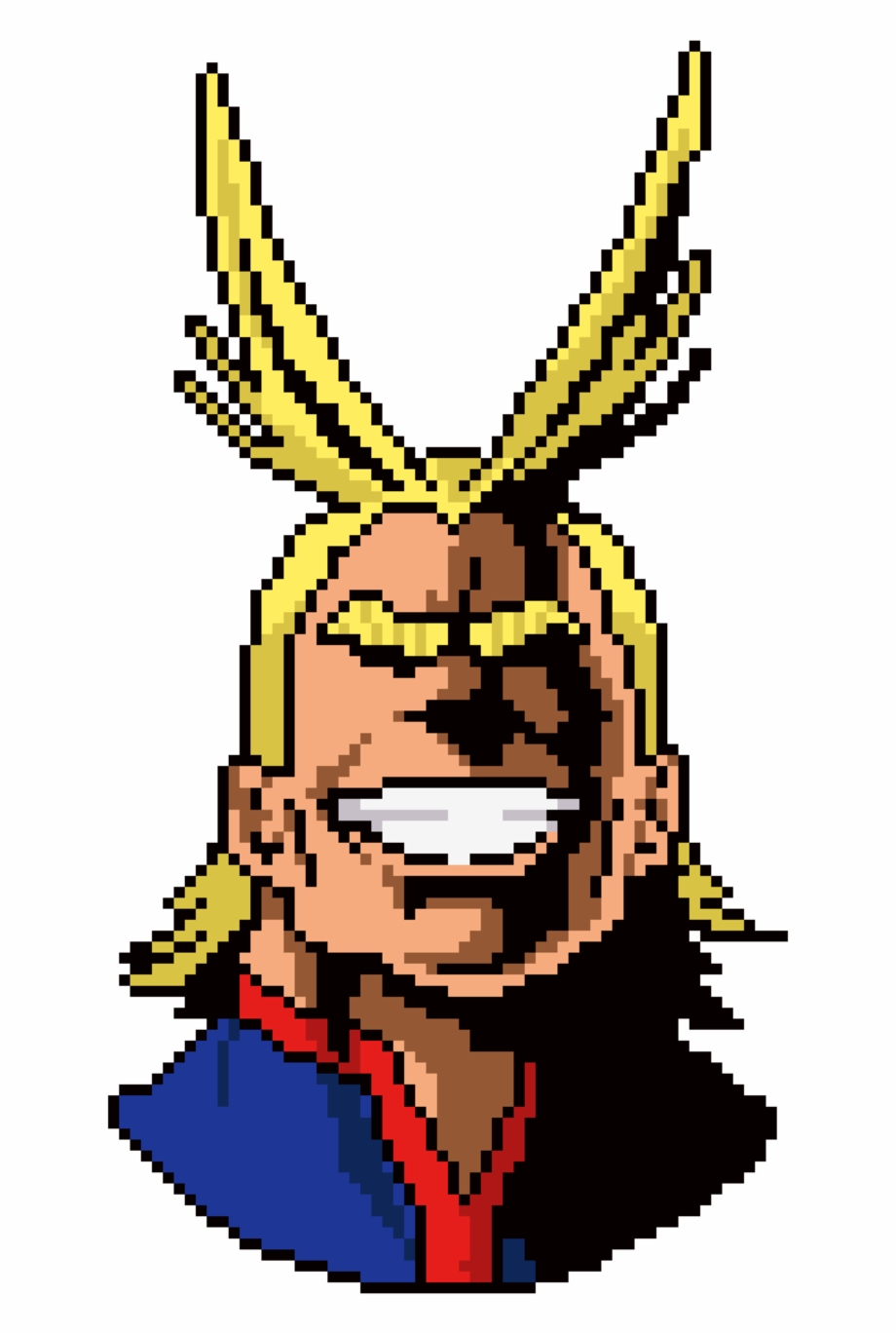 All Might Deserves A Spot In The Glory.