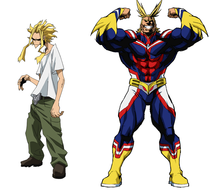 My Hero Academia: The Hidden Depth of All Might vs All for One.