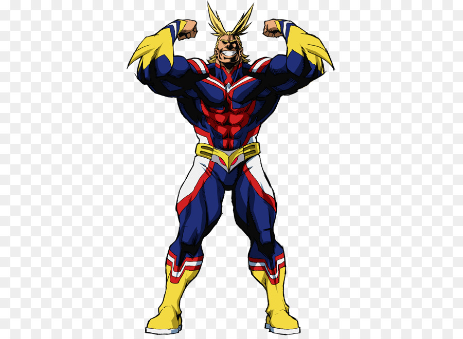 All Might png download.