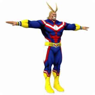 Free All Might PNG Image, Transparent All Might Png Download.