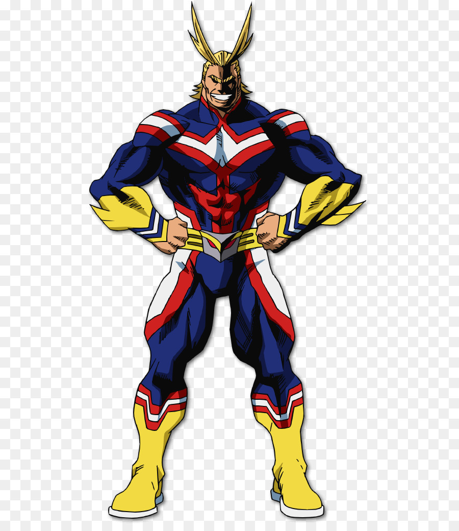 All Might Png & Free All Might.png Transparent Images #28480.