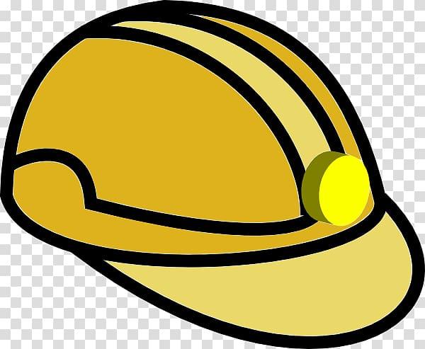 Mining Miner\\\'s cap Hard Hats , Mine transparent background.