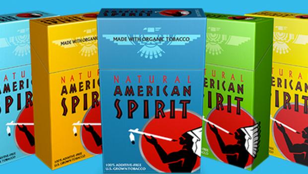 Natural American Spirit.