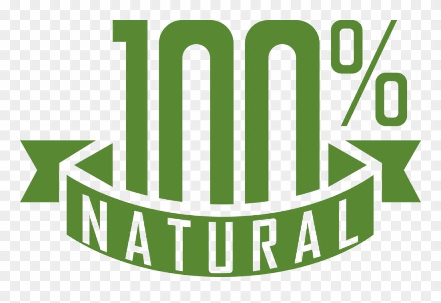 Organic Clipart 100 Percent.