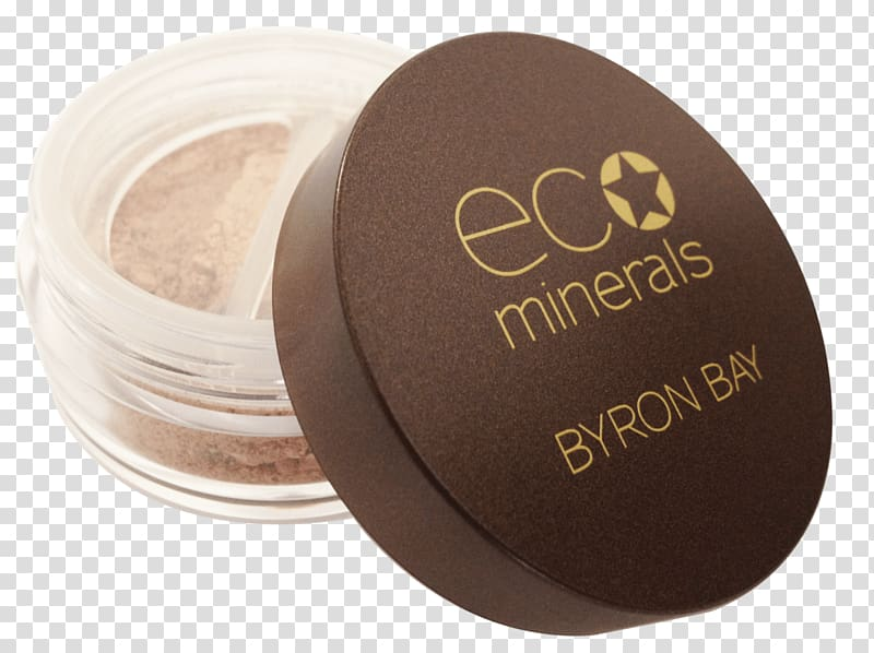 Foundation eco minerals cosmetics Lip balm, natural minerals.
