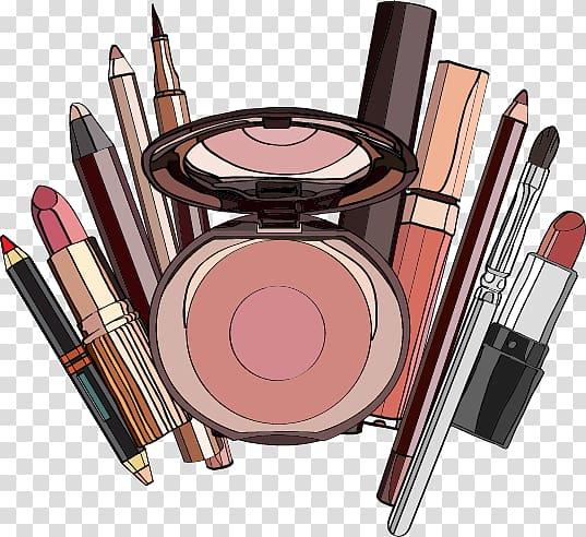 Lip balm Cosmetics Face powder Natural skin care, lipstick.