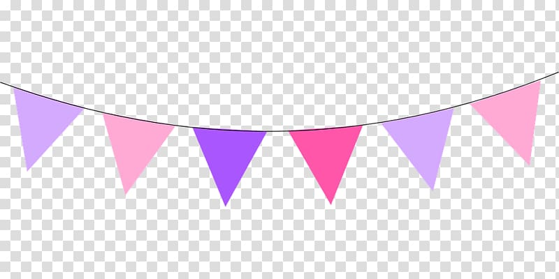 Pink and purple bunting , Bunting Banner Pastel , others.
