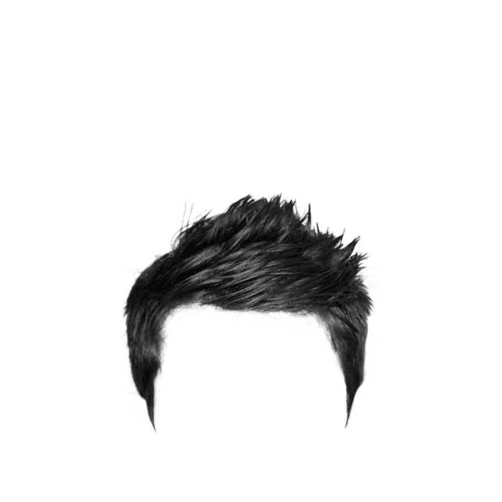 Part01] Real Hair PNG Zip File Free Download.