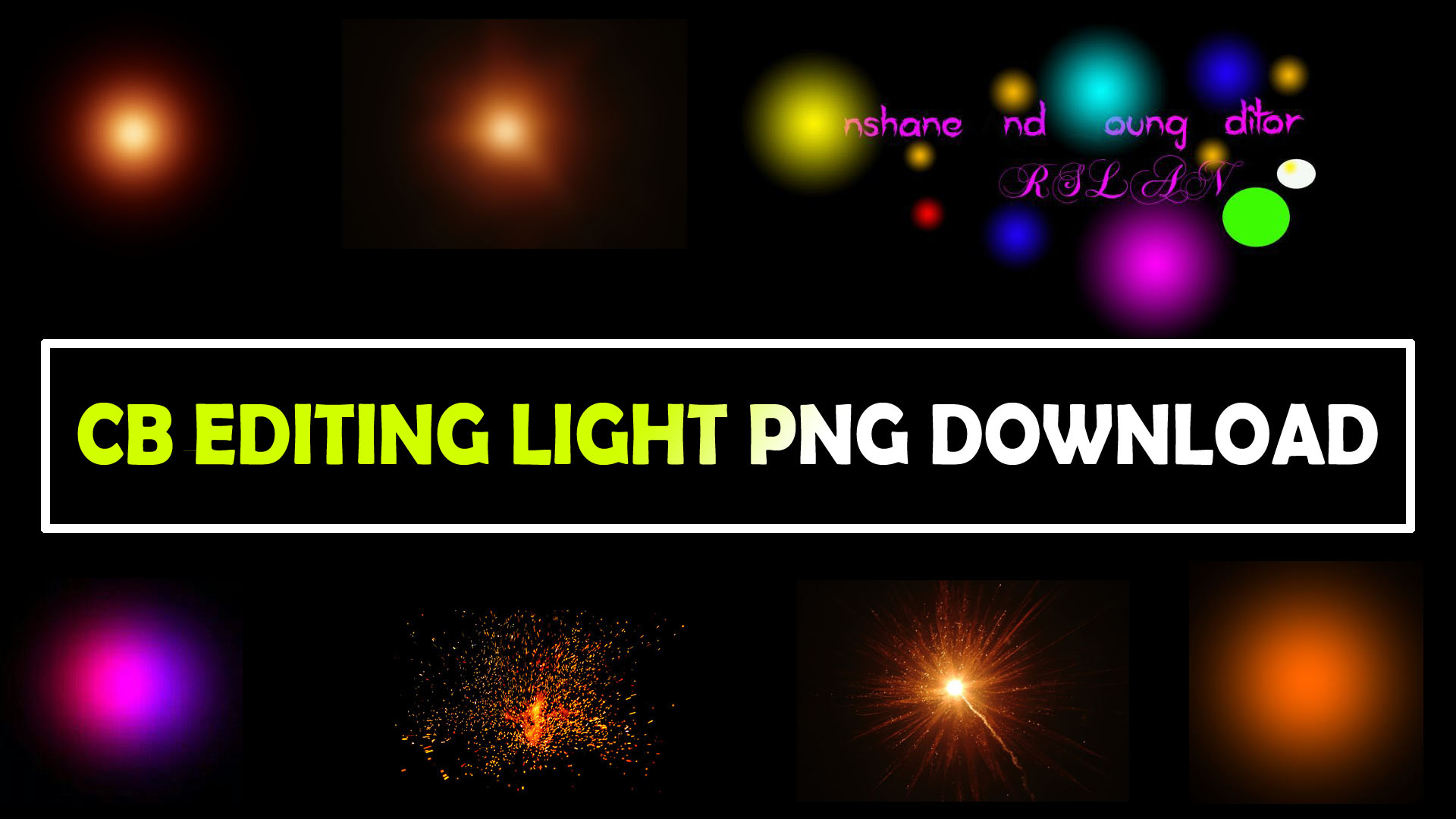 Download Free png New ] All Editing 200+ CB light PNG Zip File.