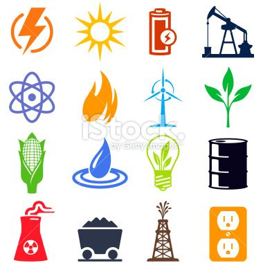 Alternative and traditional energy sources. Professional.