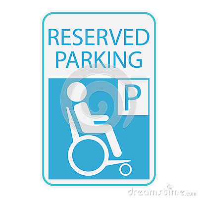 Reserved Person Clipart.