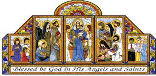 All Saints Day Clip Art Free.