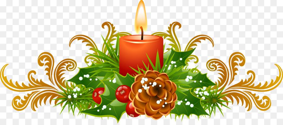 Christmas Tree Illustration clipart.