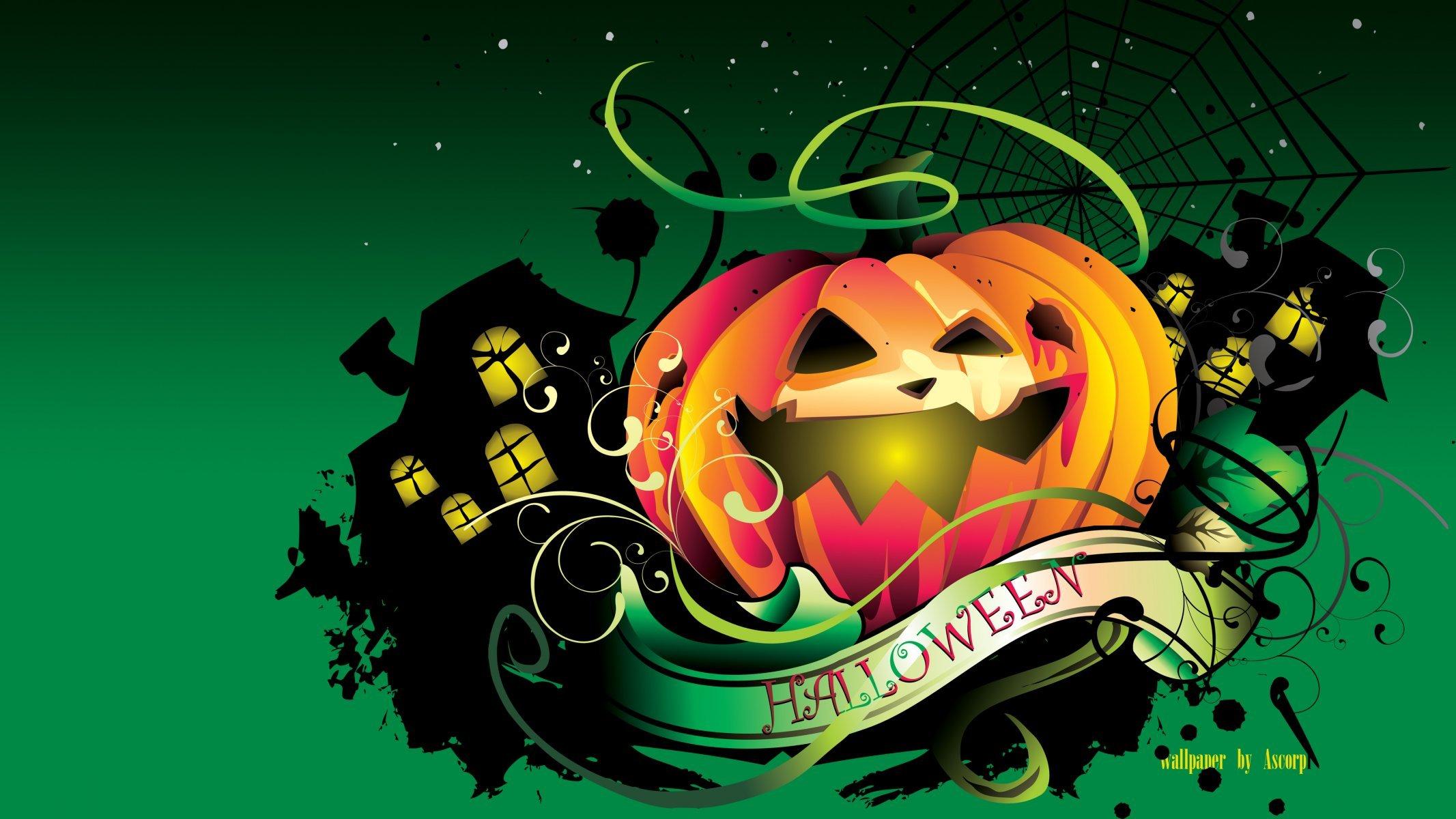 hallowen pumpkin all saints day HD wallpaper.