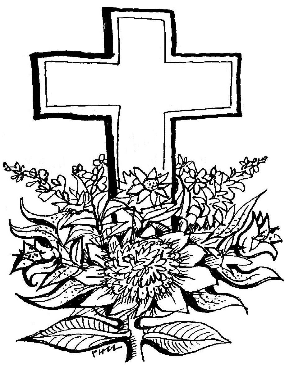 Catholic symbols clip art.