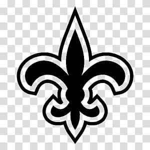 New Orleans Saints NFL Logo Car, NFL transparent background.