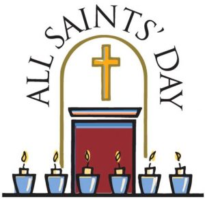 ALL SAINTS\' DAY.