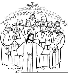 All Saints Sunday Clipart.