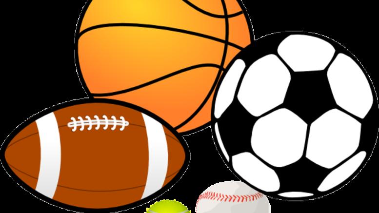 High School Sports Clipart.