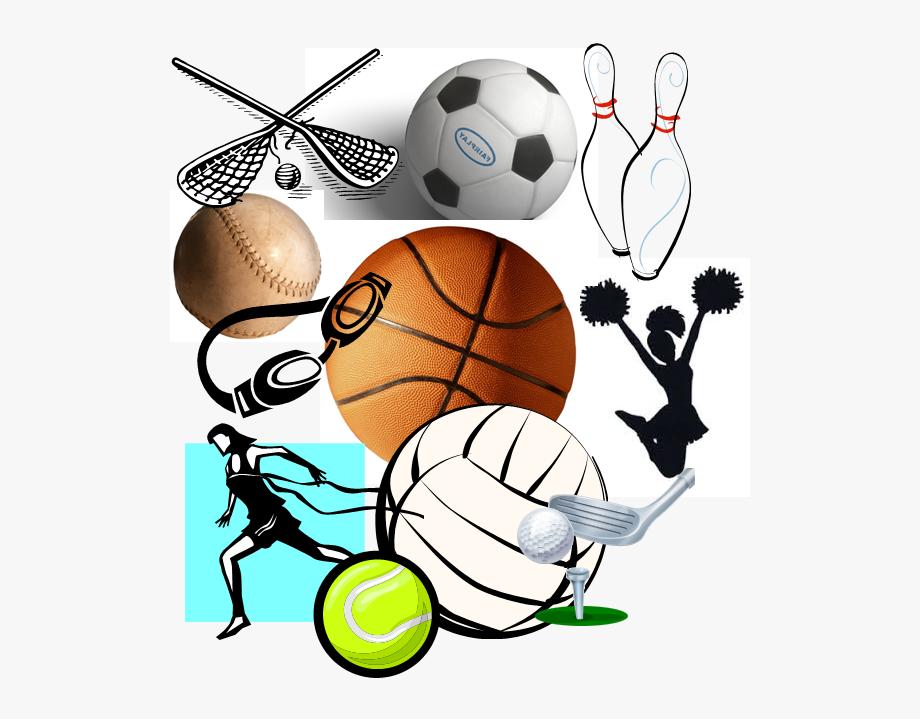 School Sports Clipart.