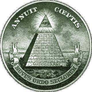 Pyramid eye clipart.