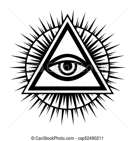All seeing eye clipart 1 » Clipart Station.