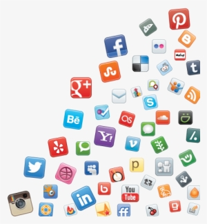 Social Media Icons Png PNG Images.