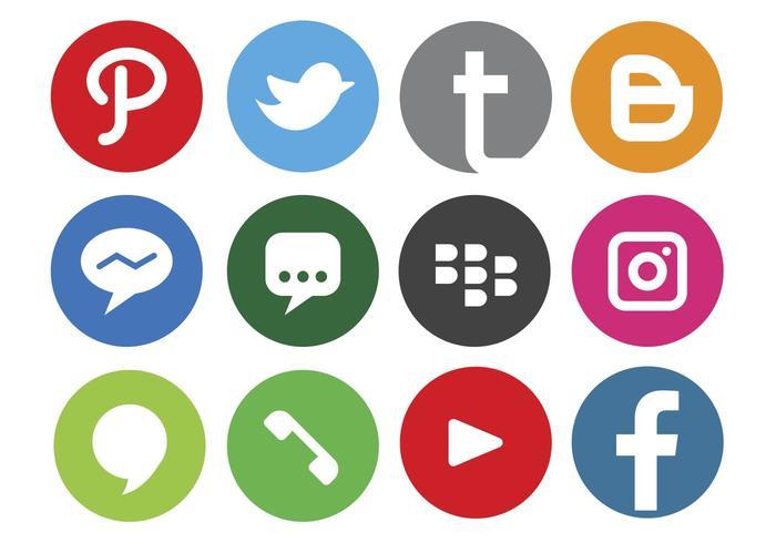 Social Media Logo.