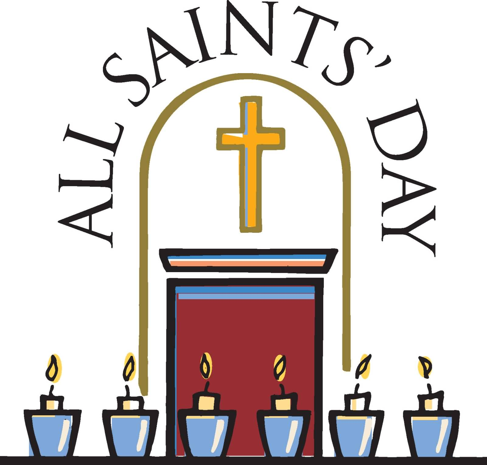 40 Best All Saints Day Wish Pictures And Photos.