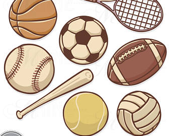Sports clipart images 5 » Clipart Station.