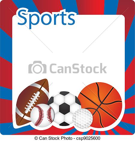 All sports backgrounds clipart 7 » Clipart Station.