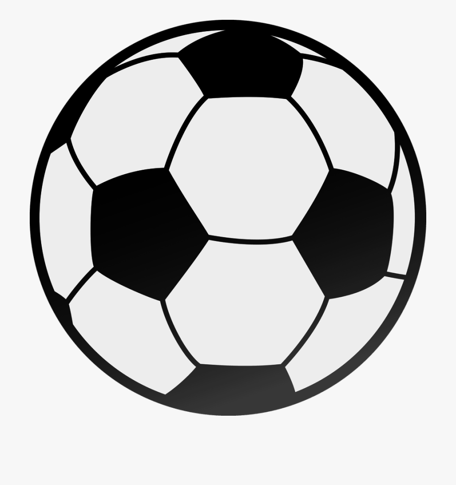 Soccer Ball Clip Art 4 Perfect For School Flyers.