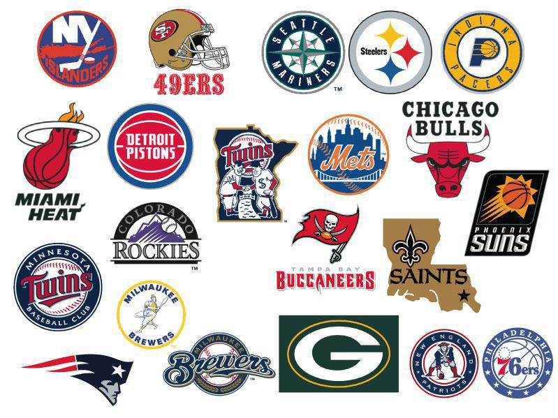 Pro Sports Logos That Best Represent Their City.