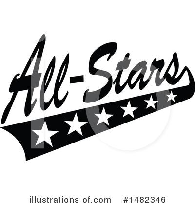 All Stars Clipart #1482346.