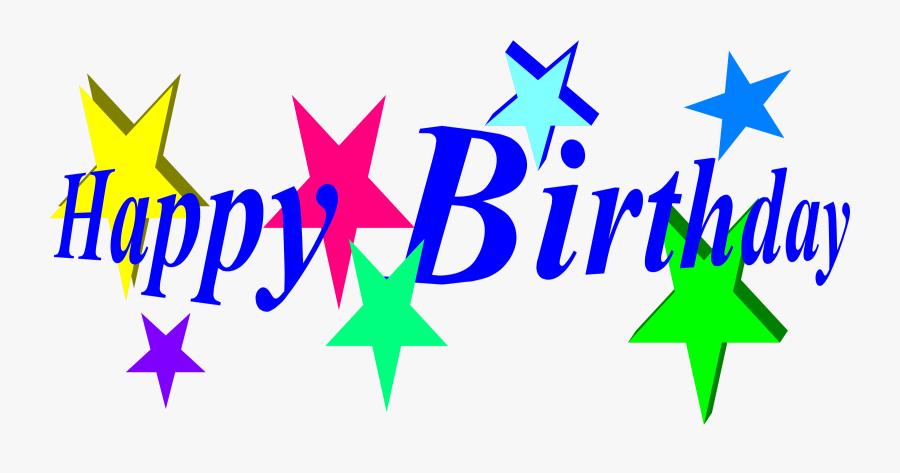 Happy Birthday Clip Art Pictures.