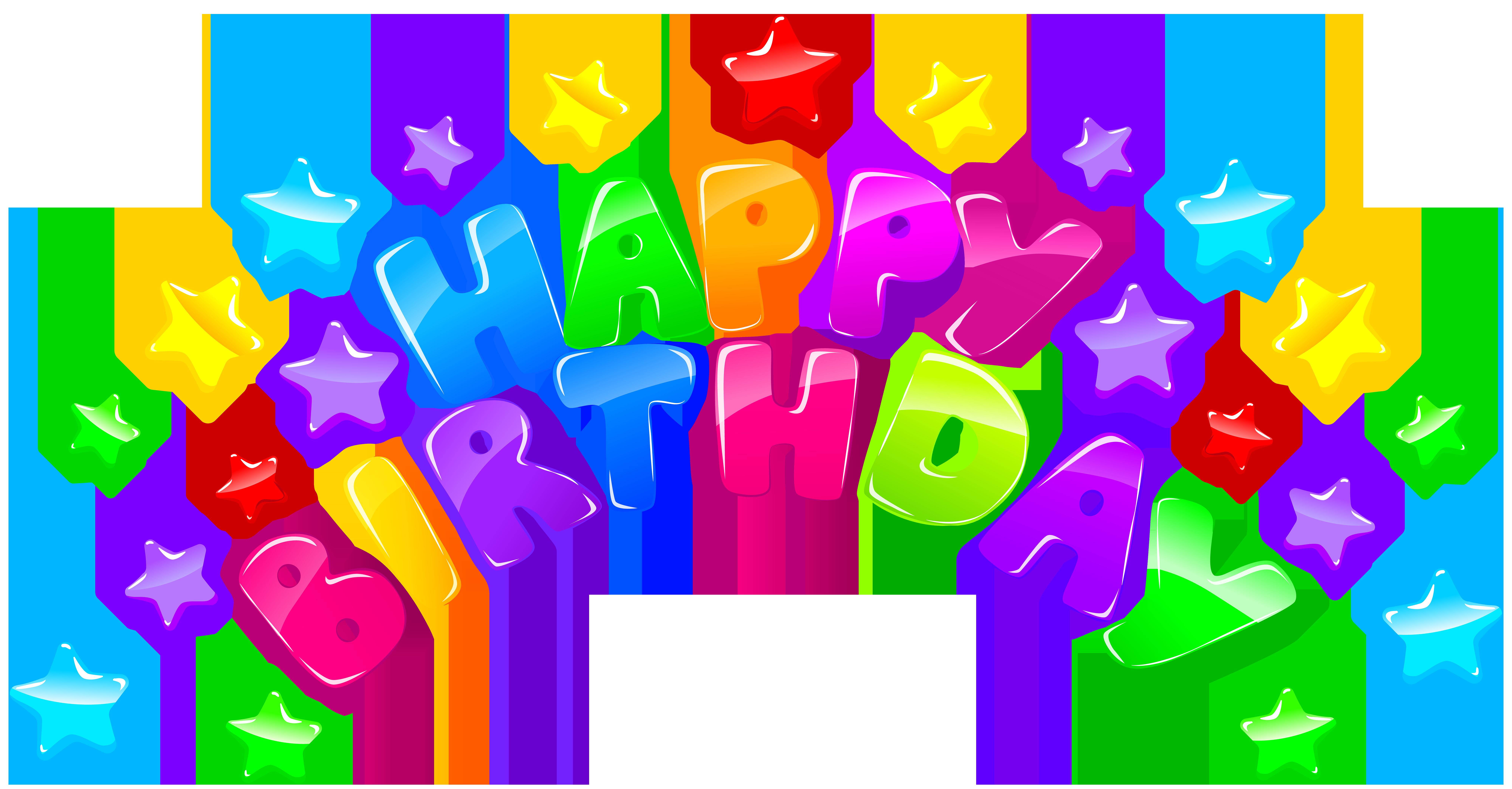 Clipart stars birthday, Clipart stars birthday Transparent.
