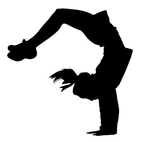 Cheerleader clipart gymnast, Cheerleader gymnast Transparent.