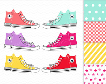 Converse clipart, Converse Transparent FREE for download on.