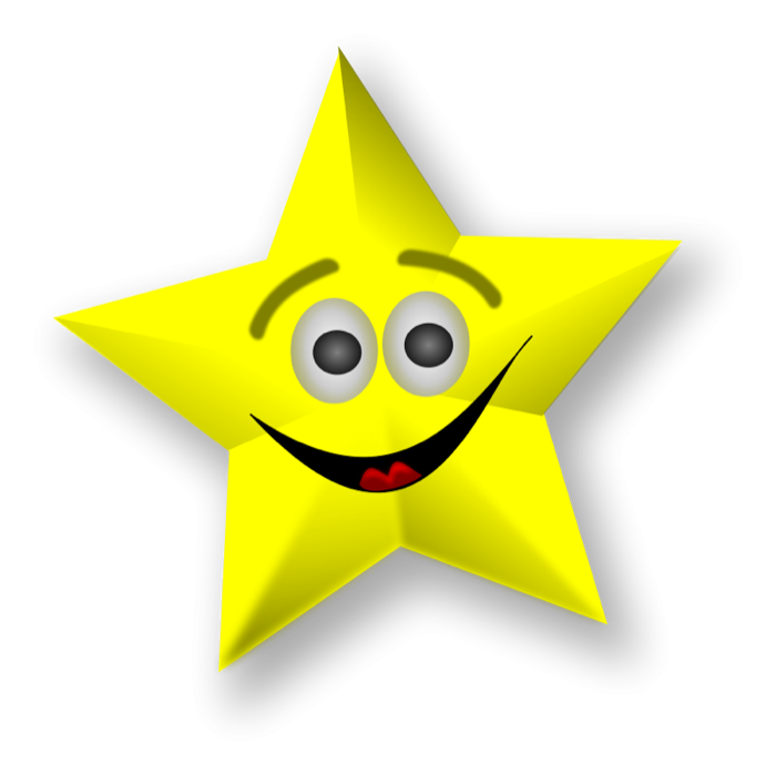 Star Clipart and Animated Graphics of Stars.