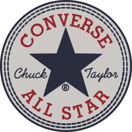 Converse All Star Logo.