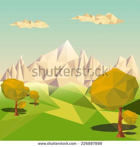 All terrain clipart #4