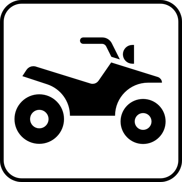 Atv All Terrain Vehicle clip art Free Vector / 4Vector.
